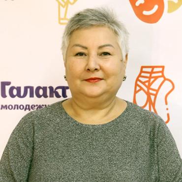 Ангаева Светлана Васильевна