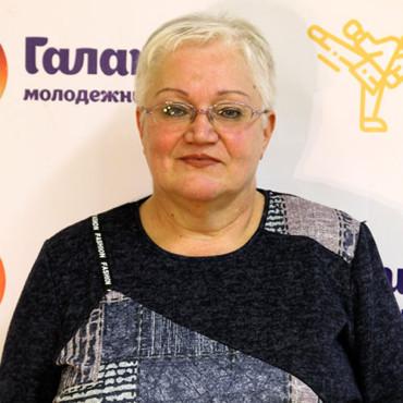 Аносова Маргарита Владимировна